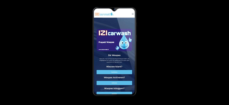 IZI Carwash (Vernieuwd)