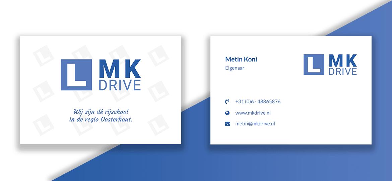 MKDrive – Visitekaartjes