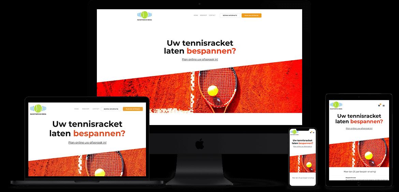 Racket Service Breda
